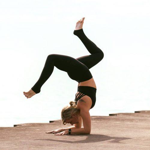 yoga retreat presenter
